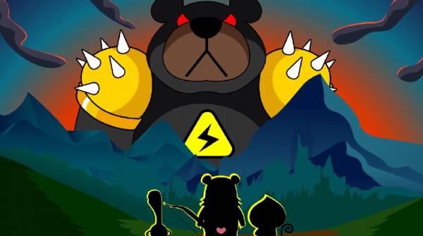 《熊熊谷防衛戰》