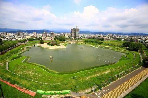 臺糖生態湖